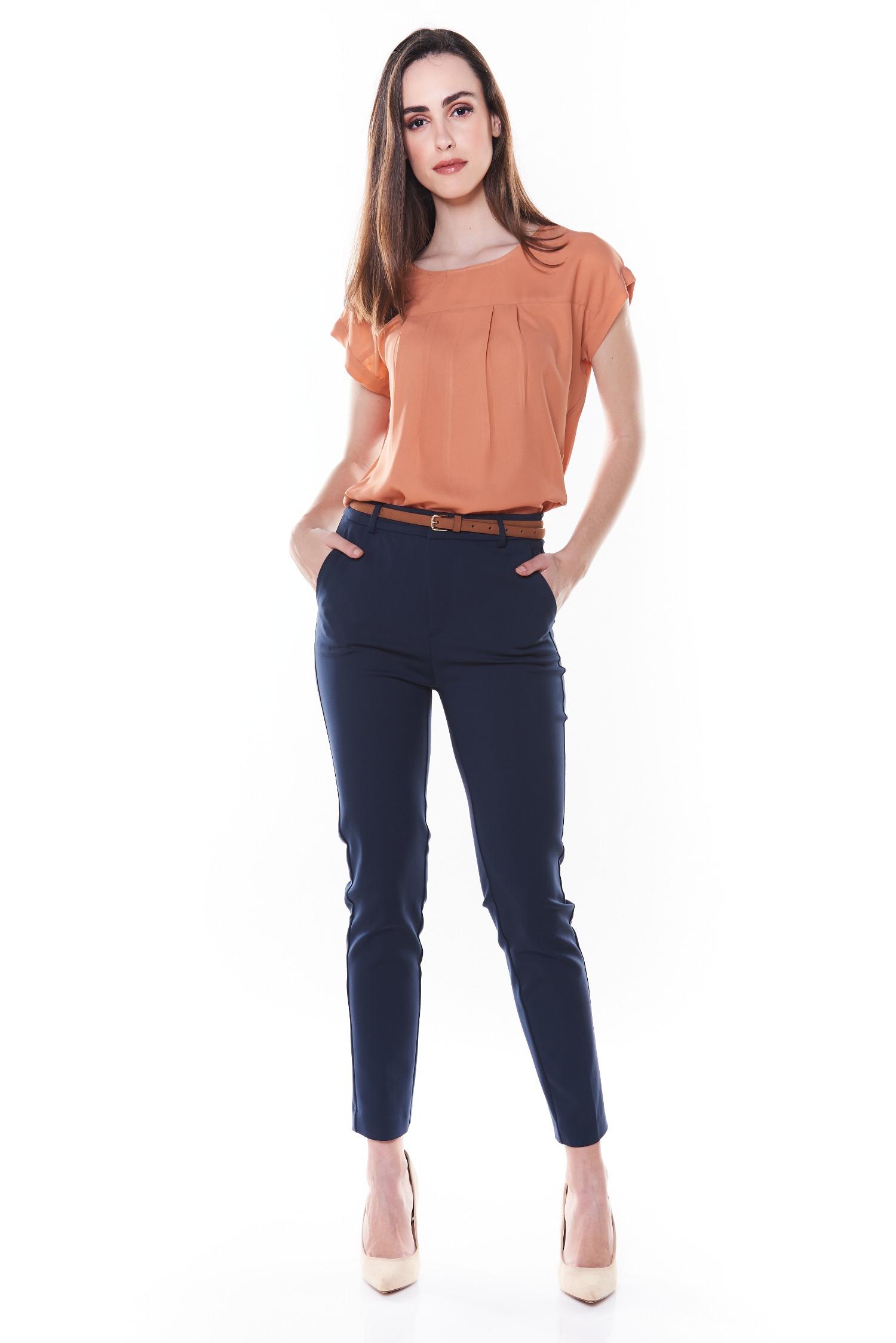Calças Formais Skinny