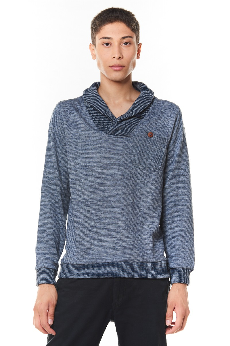 Sweater Gola com Botão