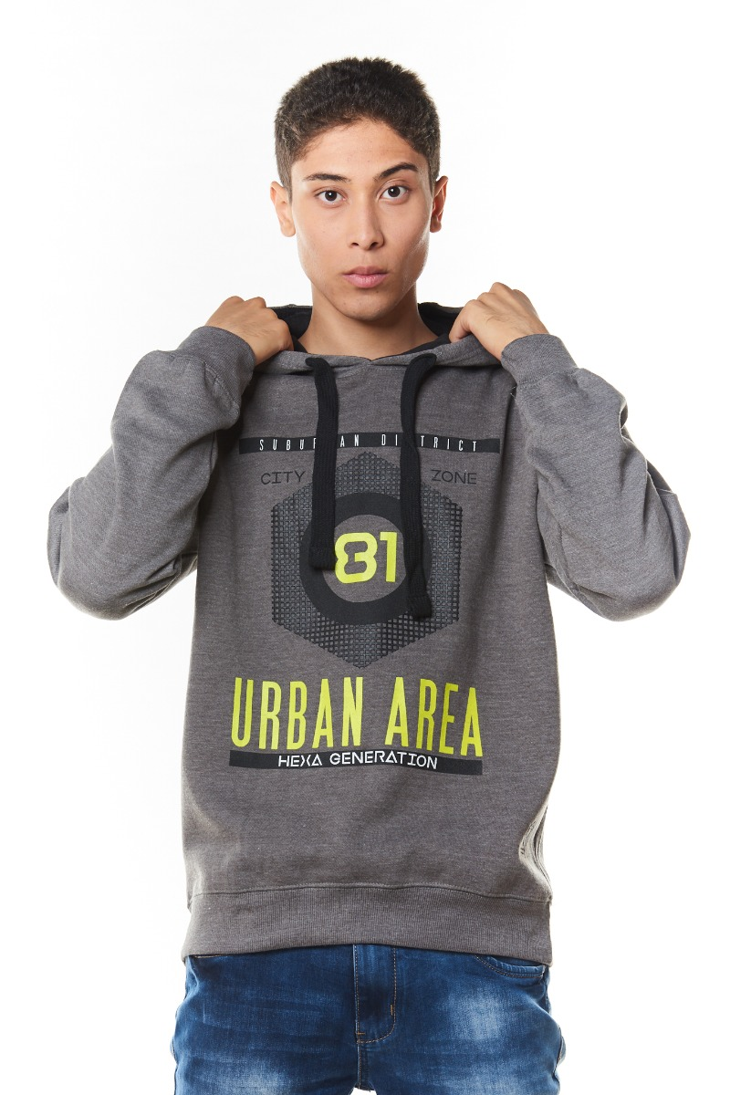 Hoodie Urban Area