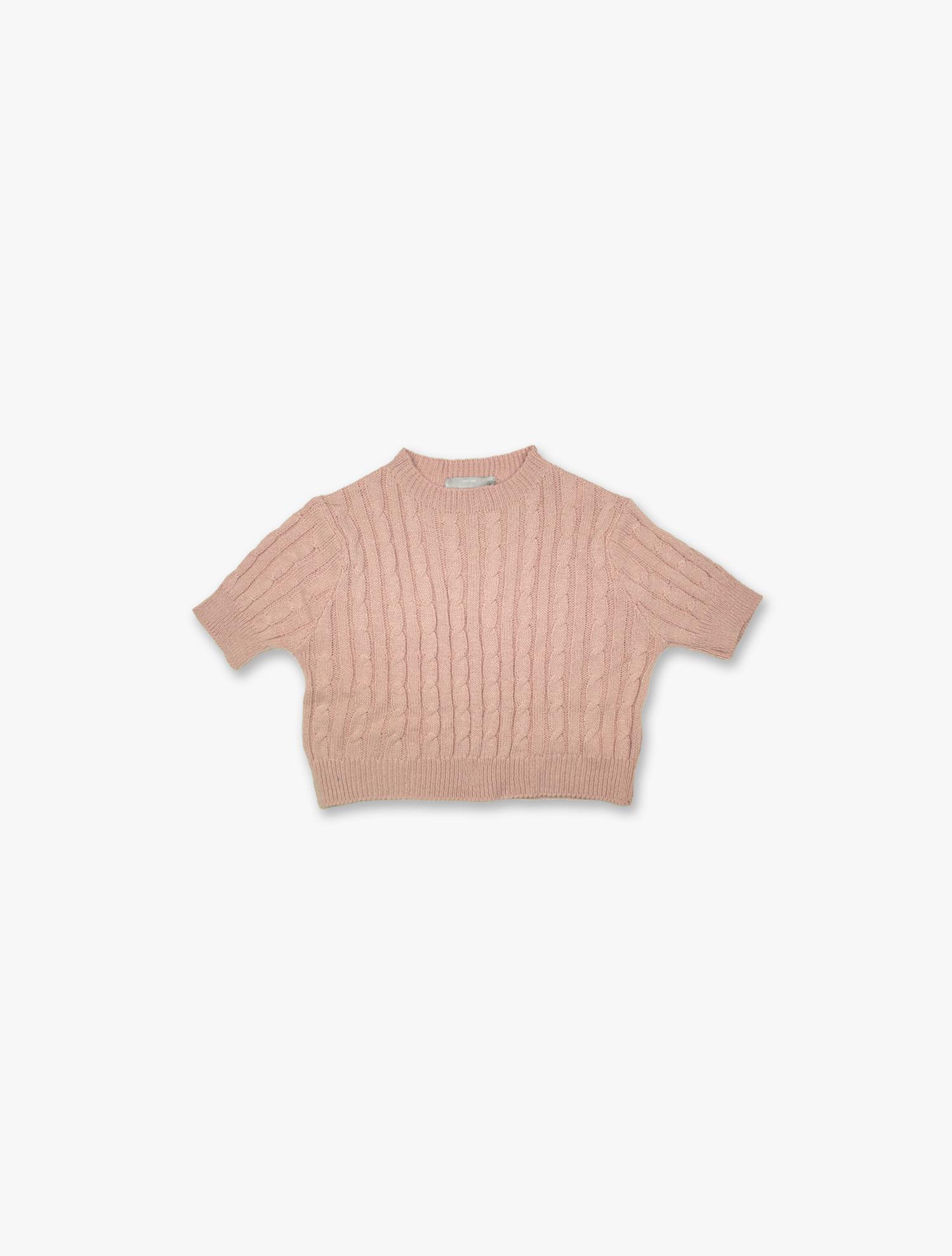 T-shirt Cropped